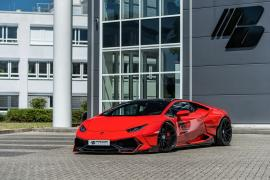 Lamborghini Huracan by Prior Design