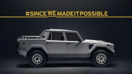 Η Lamborghini teasάρει την Urus, δείχνοντας μας την LM002 [Vid]
