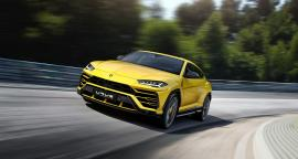 H Lamborghini Urus θέλει να κάνει νέο ρεκόρ στο Nürburgring