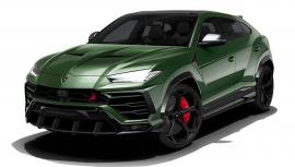 Lamborghini Urus από την TopCar