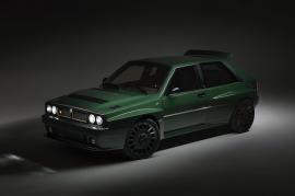 Με 300.000 ευρώ η αναβίωση της Lancia Delta Integrale [Vid]