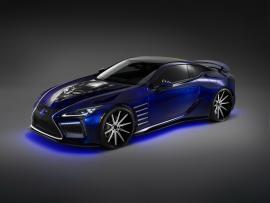 Η Lexus LC εμπνευσμένο από τον Μαύρο Πάνθηρα