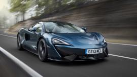 H McLaren αποκλείει το ενδεχόμενο ενός SUV