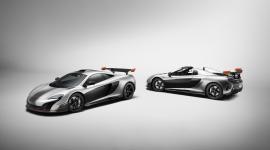 Δύο μοναδικές McLaren για έναν ιδιοκτήτη