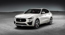 Με 550 ίππους η Maserati Levante GTS