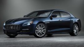 Edizione Nobile πακέτο για τις Levante, Ghibli και Quattroporte παρουσιάζει η Maserati