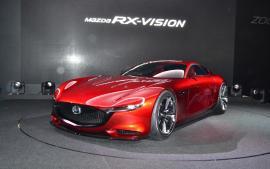 Δεν εγκαταλείπει τον Wankel Mazda