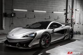 Βελτιωμένη McLaren 570S από την 1016 Industries