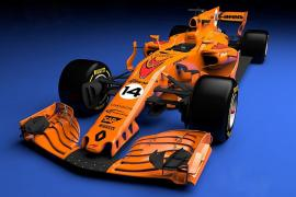 Χωρίς χορηγό τίτλου η McLaren το 2018