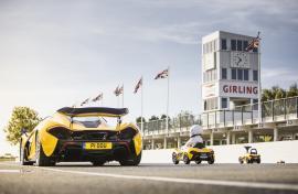 McLaren P1 για κάθε μέλος της οικογένειας [Vid]