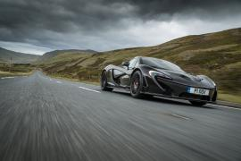 H McLaren P1 έγινε πέντε ετών [Vid]