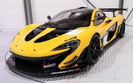 McLaren P1 GTR πωλείται 2.807.000 ευρώ
