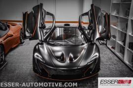 McLaren P1 MSO αυτό θα έπρεπε να είναι το αυτοκίνητο του Batman
