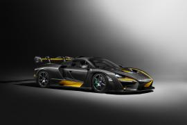 McLaren Senna με Carbon Theme αξίας 340.000 Ευρώ