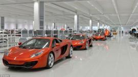 Ρεκόρ πωλήσεων έκανε το 2017 η McLaren