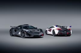 10 McLaren 570S ντυμένες στα αγωνιστικά τους