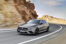 Επίσημο: Mercedes A-Class 2018