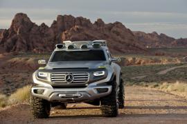 Mercedes-Benz GLB έρχεται το 2019