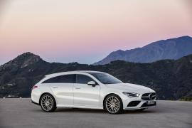 Νέα Mercedes CLA Shooting Brake