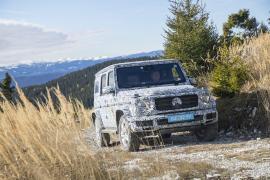 Η Mercedes δείχνει τις εκτός δρόμου ικανότητες της νέας G-Class [Vid]