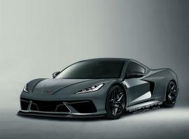 Έτσι θα είναι η κεντρομήχανη Corvette