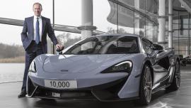 Η McLaren εξετάζει 2+2 σπορ μοντέλο