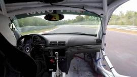 BMW χάνει την... πόρτα στα 280 km/h (vid).