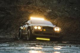 Bentley Continental GT Offroad πωλείται στο eBay
