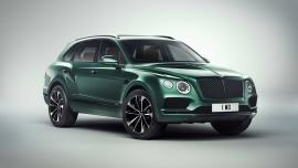 One-Off Bentley Bentayga από την Mulliner