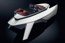 Πρωτότυπο ταχύπλοο με το i-Cockpit της Peugeot
