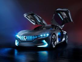 Pininfarina HK GT Concept στην Έκθεση Γενεύης