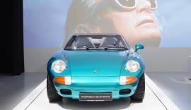 "Porsche: ""Driven by German Design"""