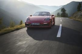 Με 370 ίππους η νέα Porsche 718 Cayman GTS [Vid]