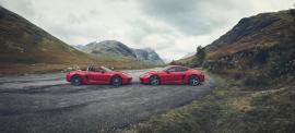 Αυτές είναι οι νέες Porsche 718 Boxster T και 718 Cayman T [Vid]