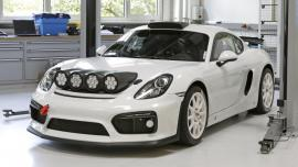 Η Porsche επιστρέφει στα ράλι;