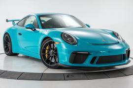 Porsche 911 GT3 σε Miami Blue χρώμα