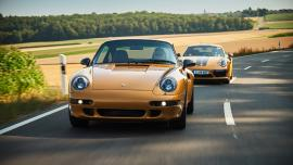 Η Porsche 911 Project Gold δεν μπορεί να κυκλοφορήσει νόμιμα