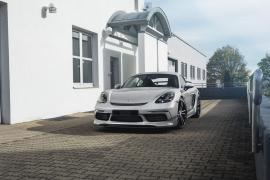 Porsche 718 με 400 ίππους από την TechArt