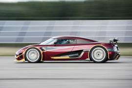 Koenigsegg: Η Agera RS είναι ικανή για ταχύτητες άνω των 482 χλμ/ώρα