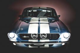 Πωλείται καινούρια Shelby GT500 του 1967 με 189.000 ευρώ [Vid]!