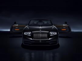 Rolls-Royce Dawn Black Badge [Vid]