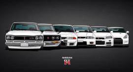 60 χρόνια Nissan Skyline μέσα σε μόλις 2 λεπτά