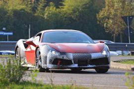 Η Ferrari δοκιμάζει την hardcore 488 GTO