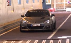 Subaru BRZ με V8 κινητήρα αναστατώνει το Μονακό