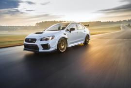 Subaru STI S209 για 200 τυχερούς [Vid]