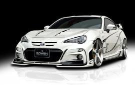 Toyota GT 86 by Rowen