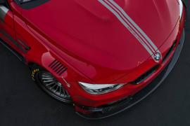 BMW GTRS4-VX by Vorsteiner