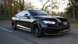 Audi RS5 με 500 ίππους από την Manhart [Vid]