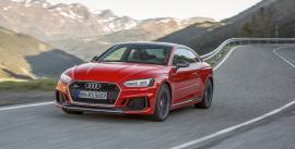 Audi RS5... ανασταίνει και νεκρούς [Vid]