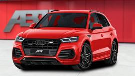 Audi SQ5 από τα χέρια της ABT με 425 άλογα